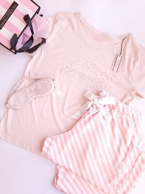 Пижама комплект для дома Виктория Сикрет Victoria's Secret, оригинал