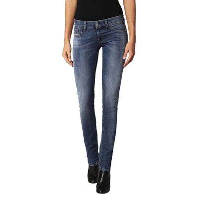 Женские джинсы Livier super slim итальянского бренда Diesel Оригинал Италия