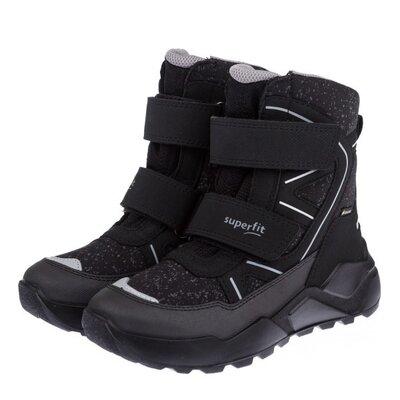 Superfit легенькие практичные зимние ботинки