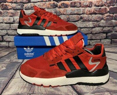 Мужские кроссовки Adidas Jogger Красные 41-45р