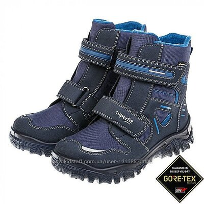 Superfit Husky зимние ботинки 35,37рр