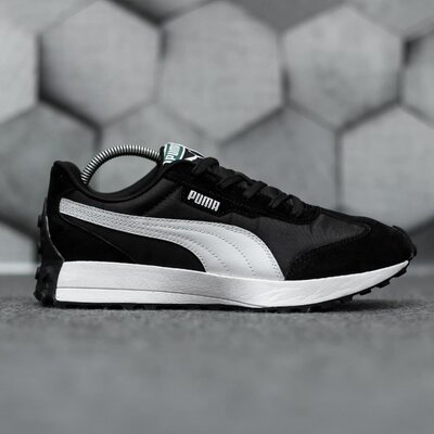 Мужские кроссовки Puma скидка 42 sale   чоловічі кросівки пума чорні з білим знижка
