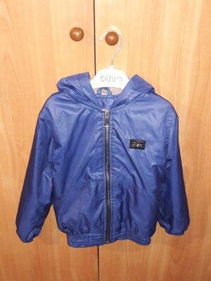 Демисезонная куртка для мальчика 2-3 лет