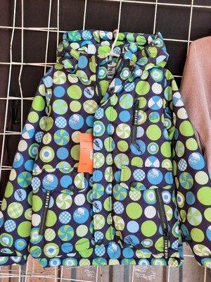 Продано: Термокуртка для мальчика, Новая
