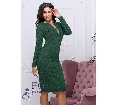 Платье из ангоры Gabriella