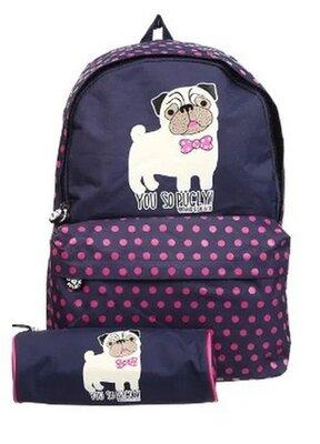 Портфель, рюкзак