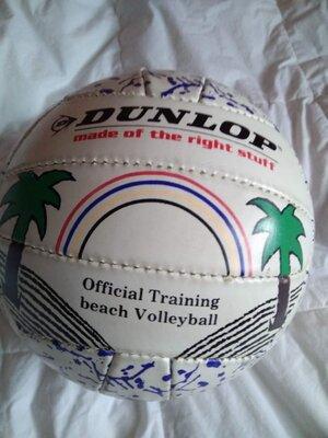 Волейбольный мяч Dunlop оригинал