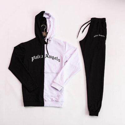 Качественный и стильный мужской спортивный костюм Palm Angels