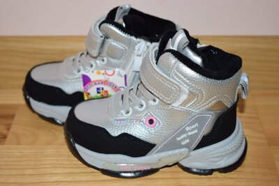 Черевики демісезонні на дівчинку Jong golf арт. 30221-19 р.22-27 ботинки на девочку