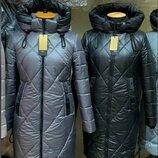 Новинка 2021 женская удлиненная зимняя куртка / пальто. жіноча куртка