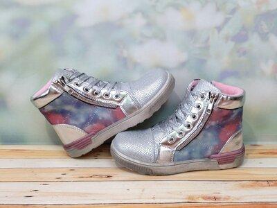Демисезонные ботинки для девочки с.луч 27-32 c224