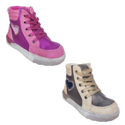 Детские осенние ботинки девочкам, осенние демисезонные ботиночки р-ры 22-27