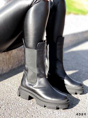 Ботинки женские Trudy. Натуральная кожа.