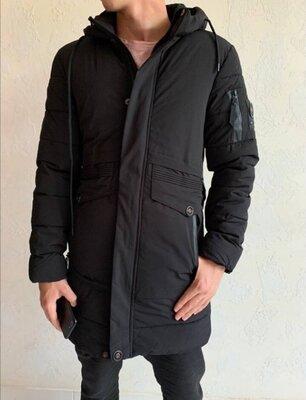 Продано: Куртка мужская зимня
