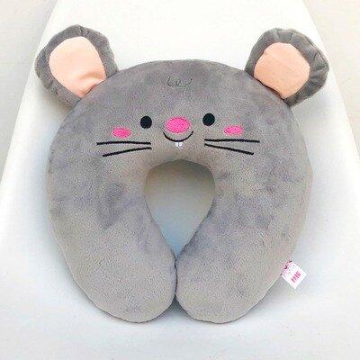 Продано: Дорожная подушка для путешествий. v-образная подушка -мышка