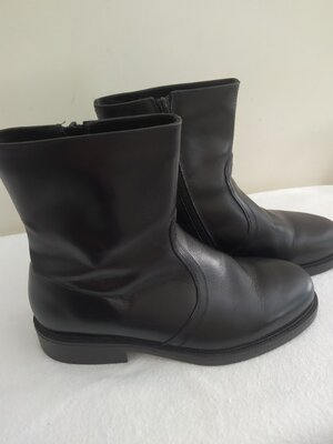 Мужские ботинки на меху 43 р