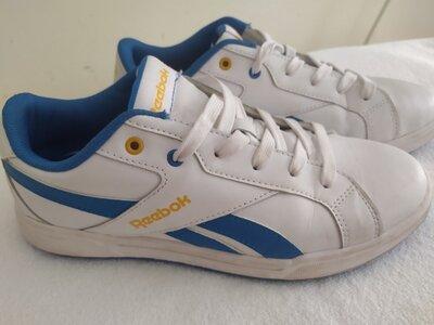 Продано: Чоловічі білі кросівки 38/39р reebok