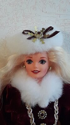 Барби Happy Holidays Barbie Special Edition Matel, 1996