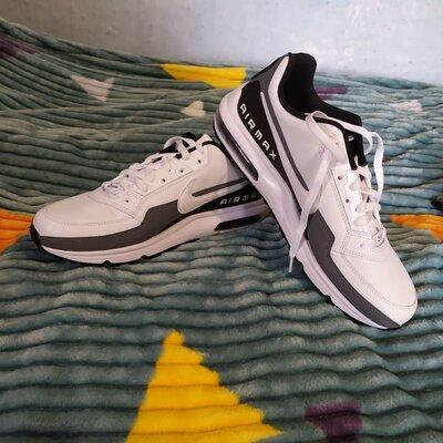 Продано: Кросівки Nike Air Max 45 розмір білі