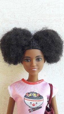 Барби Fashionistas Barbie 80 - Cheerful Check Mattel, 2017