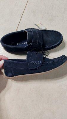 Мокасины на мальчика натуральная кожа, кожаные туфли