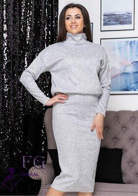 Женский теплый костюм ангора Palladium размер 42-54