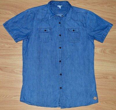 Сорочка джинсова JEANIUS® original L б.в. SU18-3