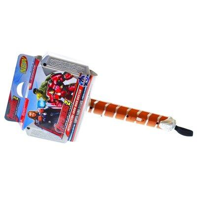 Детская игрушка Молот Тора пластиковый, музыкальный.