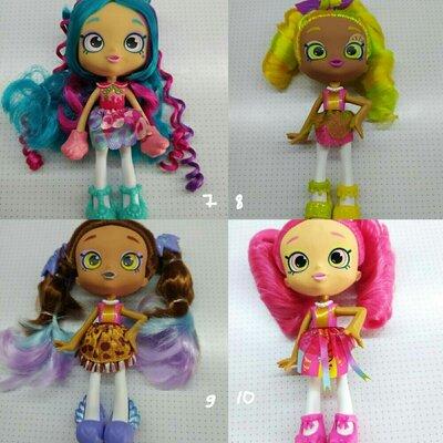 Куклы шопкинс оригинал