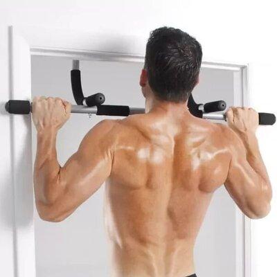 Турник для дома Айрон джим брусья Iron Gym тренажер в дверной проём