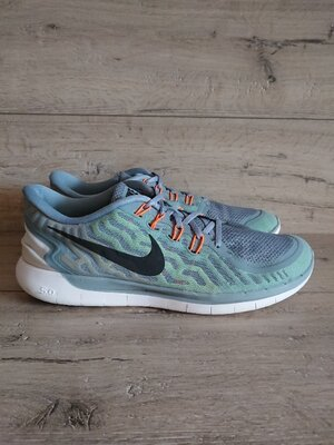 Кроссовки беговые Найк Nike Free 5.0 Running 49,5р 32 см