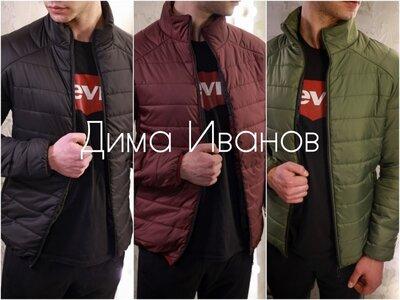 Продано: Мужская куртка-бомбер весна осень. Топ Качество по Акции 26.09
