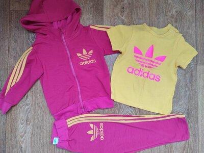 Спортивный костюм Adidas р.92-98