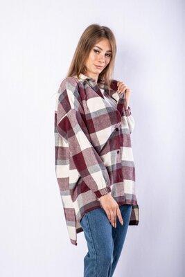 Продано: Рубашка женская Т 632F019-2
