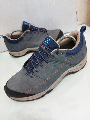 Продано: Оригинальные кожаные трекинговые кроссовки haglofs gore tex р. 41-42 27,2 см индонезия
