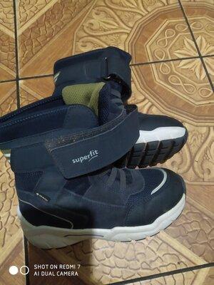 Продано: Зимние ботинки superfit