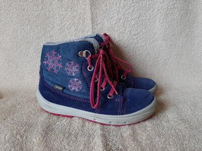 Продано: Ботинки Superfit Gore-Tex р. 28 стелька 18 см