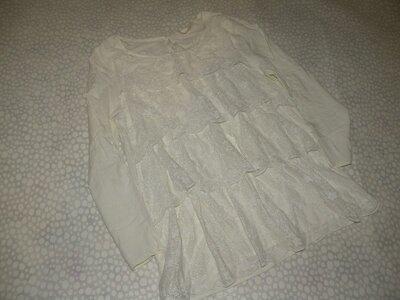 Продано: нарядная блузка Школа H&M 12-14 лет