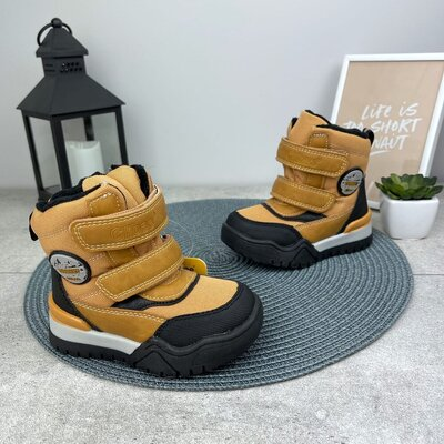 Продано: Зимние ботинки для мальчика Тм Clibee