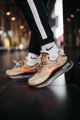 Мужские кроссовки Nike Off-White New скидка sale | чоловічі кросівки найк знижка