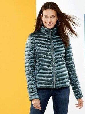 Стильная супер легкая демисезонная куртка курточка