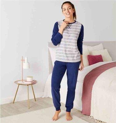 Продано: Домашний махровый костюм/пижама Esmara евро S 36/38, наш 42/44
