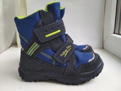 Зимние термо ботинки Superfit Gore Tex р.24