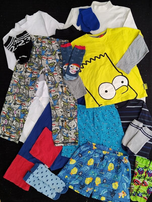 Пакет вещей, 6-8 лет, набор, комплект одежды