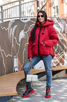Куртка женская размеры 52,54. Цвет серый