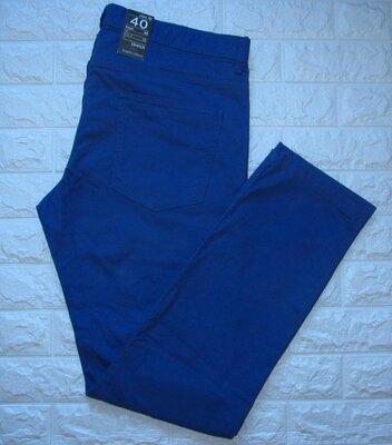 Новые класные мужские джинсы C&A Германия размер 40 тянуться, замеры в тесте