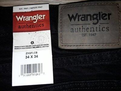 Утеплённые джинсы Wrangler, оригинал.