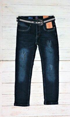 Теплые джинсы для мальчика Венгрия