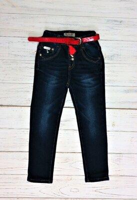 Теплые джинсы для девочки Венгрия