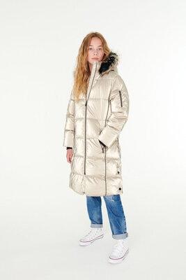 Теплая непромокаемая зимняя куртка Next, 3-16 л